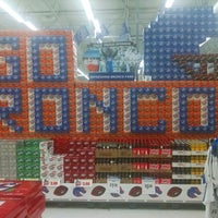 Photo taken at Walmart Supercenter by Tony C. on 8/22/2014