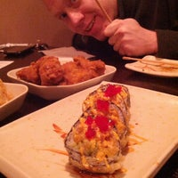 Photo taken at Kyoto Sushi by Marty M. on 1/16/2013