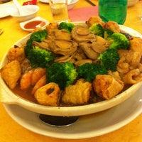 Photo taken at Restaurant Lu Yeh Yen by Millie on 2/9/2013
