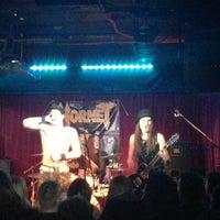 Photo taken at The Borderline by j k. on 11/29/2012