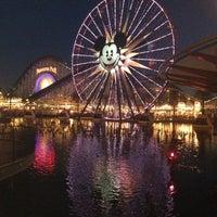 Photo taken at Mickey's Fun Wheel by Jennifer M. on 3/10/2013