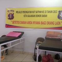 Photo taken at Polres Kutai Kartanegara by Hadi M. on 12/21/2013