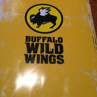 Photo taken at Buffalo Wild Wings Grill & Bar by Vish P. on 5/17/2013