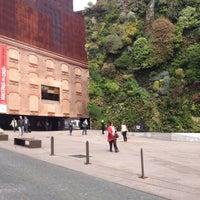 Photo taken at CaixaForum Madrid by Fernando R. on 5/8/2013