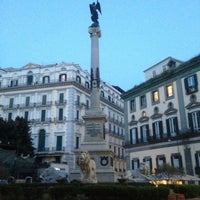 Photo taken at Piazza dei Martiri by Ivan L. on 5/27/2013
