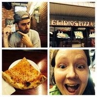 Photo taken at Elidios' Pizza by Sammi on 7/25/2014