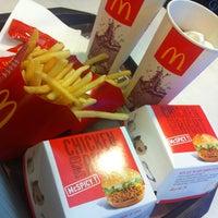 Photo taken at McDonald's by  rachel  on 7/12/2013