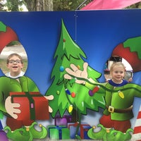 Photo taken at Santa's Village Azoosment Park by Jessica L. on 7/10/2016