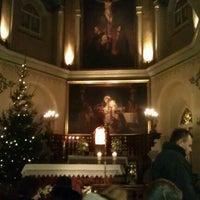 Photo taken at Sv. Marijas Magdalēnas baznīca by R T. on 12/24/2012