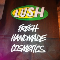 Photo taken at LUSH by Eliette C. on 10/30/2012