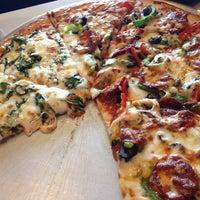 Photo taken at Amina Pizzeria by Nina L. on 2/23/2014