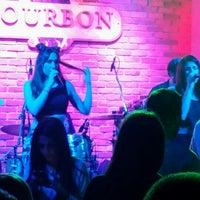 Photo taken at Bourbon Bar by Eirini G. on 11/8/2015