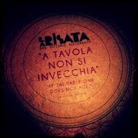 Photo taken at La Risata by Karl Vin T. on 9/23/2012