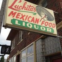Photo taken at Luchita's Mexican Restaurant by Allen H. on 6/2/2013