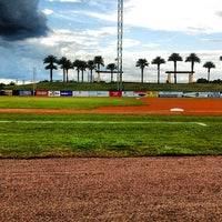 Photo taken at Publix Field at Joker Marchant Stadium by Michael S. on 7/10/2013