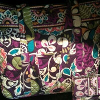 Photo taken at Vera Bradley by Emily J. on 1/26/2013