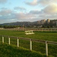 Photo taken at Valparaíso Sporting Club by Fernando P. on 10/28/2012