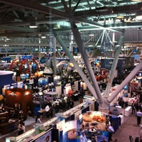 Photo taken at Boston Convention & Exhibition Center by Elliot F. on 3/10/2013