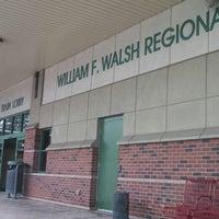 Photo taken at William F Walsh Regional Transportation Center (SYR) by Julie W. on 5/29/2013