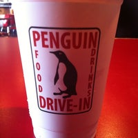 Photo taken at Penguin Drive-In by Paul S. on 7/4/2013