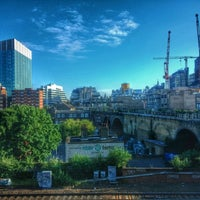 Photo taken at Travelodge London Southwark by Lee S. on 5/21/2014