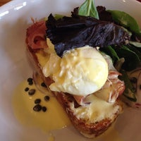 Photo taken at Madison Sourdough by Joey T. on 9/17/2014
