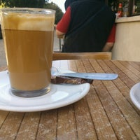 Photo taken at Caferroviario by Eduardo M. on 10/29/2012