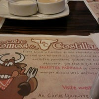 Photo taken at Lomos & Costillas by Xinaa J. on 12/29/2012