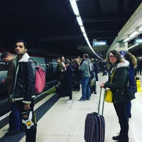 Photo taken at Platform 9 by Gordon C. on 1/29/2016
