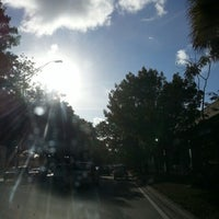 Photo taken at Coconut Grove by David J. on 1/13/2013