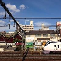 Photo taken at Uguisudani Station by Tatsushi R. on 10/18/2013