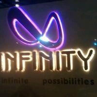 Photo taken at Infinity Pub & Restaurant by NooNu N. on 11/10/2012