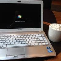 Photo taken at Starbucks Coffee by Juanjo R. on 11/8/2012