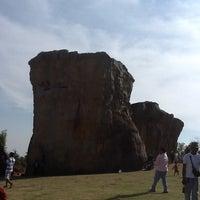 Photo taken at Phu Lan Kha National Park by BBee S. on 12/31/2012
