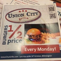 Photo taken at Union City Grille by David C. on 5/20/2014