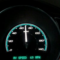 Photo taken at Interstate 95 by Dennis K. on 11/17/2012