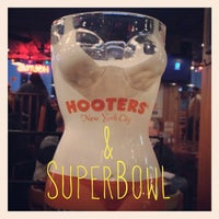 Photo taken at Hooters by Conrado V. on 2/3/2013