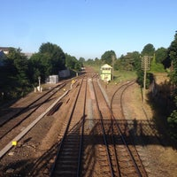 Photo taken at Wymondham Railway Station (WMD) by Paul G. on 6/11/2014