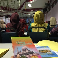 Photo taken at Pejabat Agama Islam Daerah Klang by Katy K. on 4/9/2016