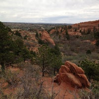 Photo taken at Red Rock Canyon Open Space by Olivia T. on 5/18/2013