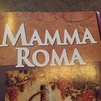 Photo taken at Mamma Roma by Joseph W. on 10/18/2013