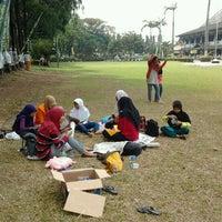 Photo taken at Balai Kota Yogyakarta by Adhani Prima S. on 10/14/2012