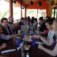 Photo taken at Flores Mexican Restaurant by Melanie W. on 4/12/2013