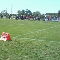 Photo taken at Allendale Middle School by Janitza S. on 9/15/2012
