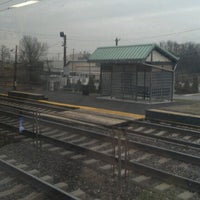 Photo taken at SEPTA Eddystone Station by Donald S. K. on 1/15/2013