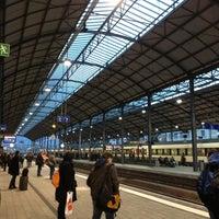 Photo taken at Bahnhof Olten by Stefan G. on 12/19/2012
