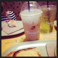 Photo taken at Panera Bread by Jesika M. on 3/28/2014