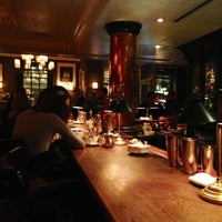 Photo taken at Dean Street Townhouse by Chris on 3/10/2013