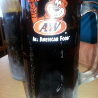 Photo taken at A & W by John D. on 7/13/2013