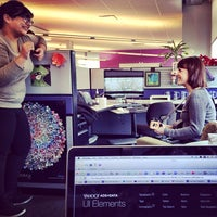 Photo taken at Yahoo by Leonardo D. on 1/31/2014